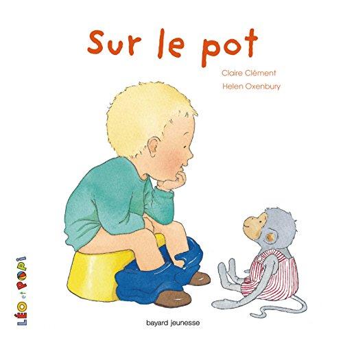 Léo et Popi - Sur le pot par CLAIRE CLÉMENT