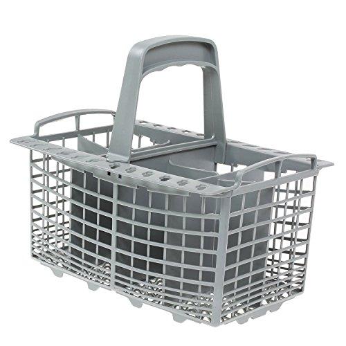 First4spares universale ricambio di bestack cesto con maniglia per lavastoviglie miele (grigio)