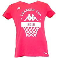 Ligue Nationale de Basket Kappa Leaders Cup 2018 T-Shirt Femme