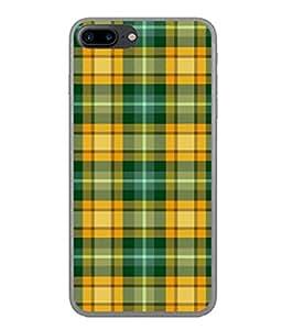PrintVisa Designer Back Case Cover for Apple iPhone 7 (Best Checks design you ever get)