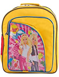 Star Fashion BARBIE DOLL Kids School Bag For Kids Girls Boys Soft Toys Bag Backpack Birthday Gift Picnic Bag 16... - B0763MHQQS