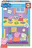 Educa Borrás- Peppa Pig Puzzle, Color Variado (18087)