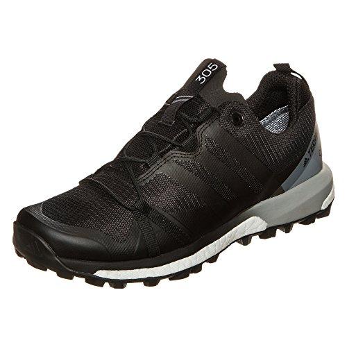 adidas Terrex Agravic Gtx W, Damen Wanderschuhe, Schwarz (Nero Negbas/negbas/ftwbla), 41 1/3 EU