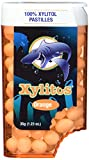 Xylitos Birkengold Bonbons Orange, 4er Pack (4 x 35 g)