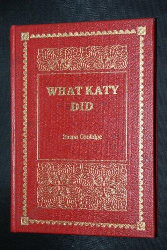 What Katy Did (De Luxe Classics S)