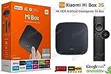Mi Box Android 6 TV, 4K, HDR, 2Gb RAM, 2.0GHz, remote, 60fps (International Version)