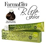 B-Life Color 5.32 sans Amoniac - Farmavita (100ml)