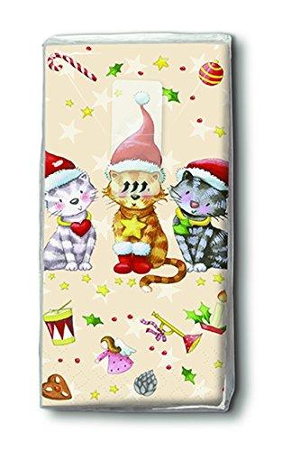 pauelos-tt-all-i-want-gato-navidad-invierno-nieve-animales-bosque-mueco-de-nieve-merry-christmas