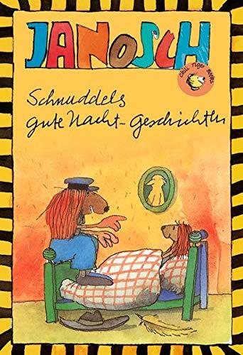 Schnuddels Gute Nacht-Geschichten (Chili Tiger Books / Tolle Texte und starke Illustrationen für neugierige Leserinnen und Leser zwischen 8 und 12 Jahren!)