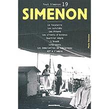 Tout Simenon, tome 19