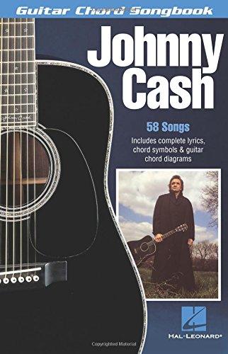 Johnny Cash (Guitar Chord Songbook)