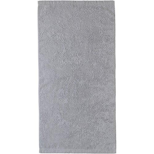 Cawö Handtuch Lifestyle Uni 7007 platin – 705 – 50 x 100 cm