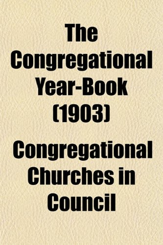 The Congregational Year-Book (1903)