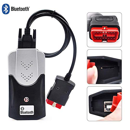 Preisvergleich Produktbild JIANCE 2019 VD TCS CDP PRO Plus 2016 r0 / 2015 r3 kostenlos keygen Bluetooth vd ds150e cdp pro für delphis OBD2 automatische Dialog diagnosewerkzeug