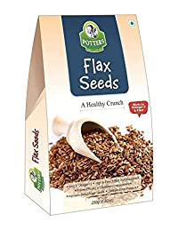 Organic Nation Roasted Flax Seeds Mono Carton (Gluten Free Omega Enriched Low Carb) 250Gr