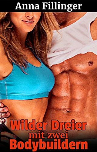 Wilder Dreier mit zwei Bodybuildern (Geile Dreier 2)