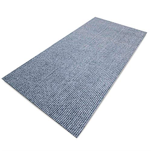 Floori Küchenläufer - 9 Größen wählbar - 100x180cm, grau