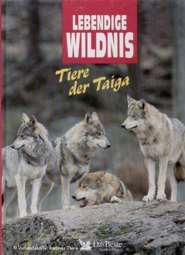 Lebendige Wildnis. Tiere der Taiga. Wölfe, Steinadler, Luchse, Wildkatzen, Elche, Hermeline, Ameisen, Nachtfalter.