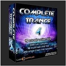 Complete Trance Vol. 4 - 10 erweiterte Trance Construction Kits - Produktion von Trancemusik. Die Pause in dieser Serie ermöglichte uns einen völlig neuen Blick mit Ideen für zehn komplett neue Titel, gleichzeitig haben wir die... [WAV] [Instant Download]