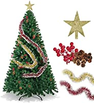 SINCHER Artificial Christmas Tree