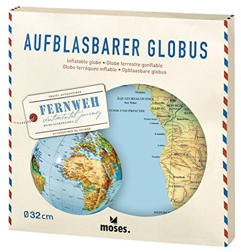 asbarer Globus | Weltkarte ()