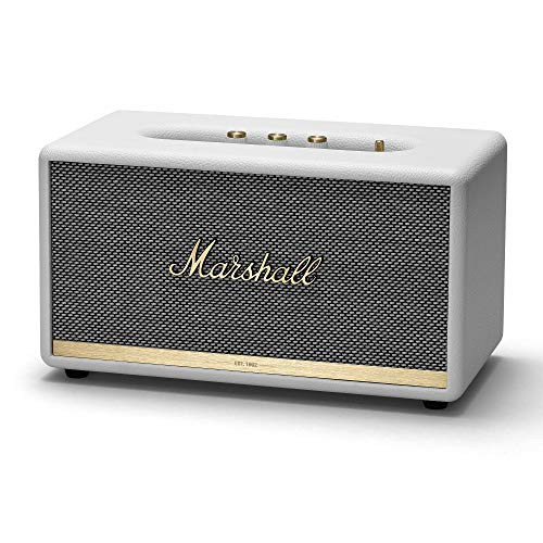 Marshall Stanmore II Bluetooth 80 W Altoparlante Portatile Stereo - Bianco
