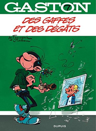 Gaston - tome 7 - Des gaffes et des dégâts