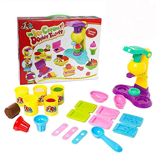 children-play-modeling-dough-ice-cream-double-twister-playset-toys-deluxe-plasticine-mud-with-bondin
