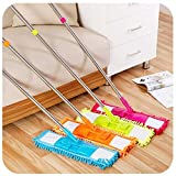 Best Spin Mops - RRJ Wet and Dry Cleaning Flat Microfiber Floor Review