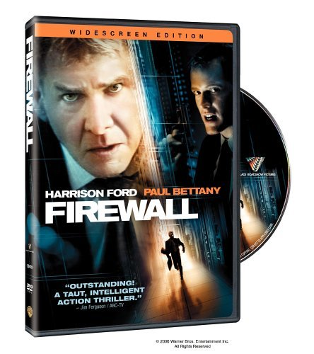 Firewall (Widescreen Edition) by Harrison Ford