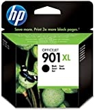 HP 901XL Black Officejet Ink Cartridge 901 Officejet Ink Cartridges; 116 x 36 x 115 mm; 70 g; 50 g; 116 x 36 x 115 mm (CC654AE#301)