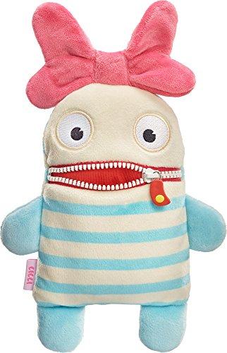 Schmidt Spiele 42352 Lilli, Sorgenfresser klein, Püschfigur, 29 cm, bunt (Bett-tasche Für Mädchen Voll)