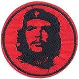 Che Guevara bestickt Nähen oder Eisen auf Patch Aufnäher