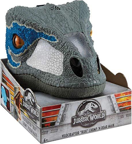 Jurassic Park Maske - Mattel FMB74 - Jurassic World Velociraptor