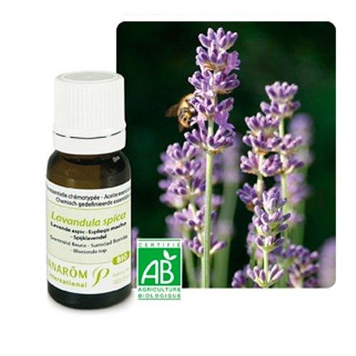 PRANAROM Aceite esencial quimiotipado bio de lavanda 10ml