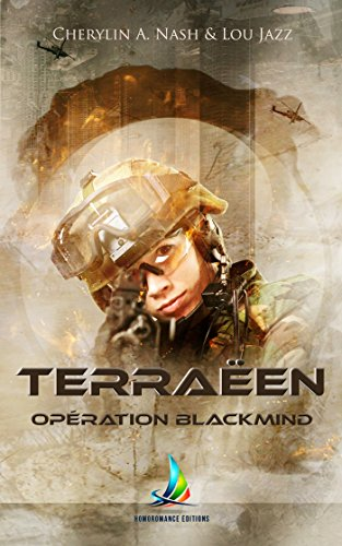 Terraëen : Opération Blackmind - Tome 1 | Livre lesbien (Roman lesbien)