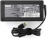 شاحن لاب توب 170 واط محول طاقة AC بطرف مربع رفيع لجهاز Lenovo ThinkPad Legion Y700 Y7000 E700 E600 R720 Y900 Y