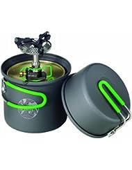 Optimus Crux Lite Réchaud + set de cuisine solo 0.6 l