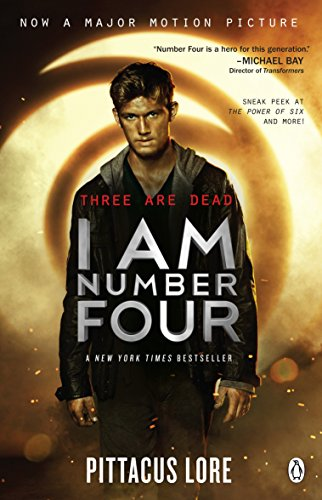 I Am Number Four: (Lorien Legacies Book 1) (The Lorien Legacies)
