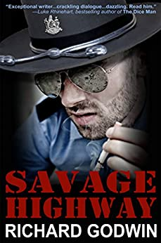 Savage Highway (English Edition) di [Godwin, Richard]