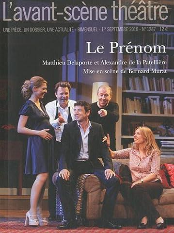 Photos Patrick Bruel - L'Avant-scène théâtre, N° 1287, 1er septemb :