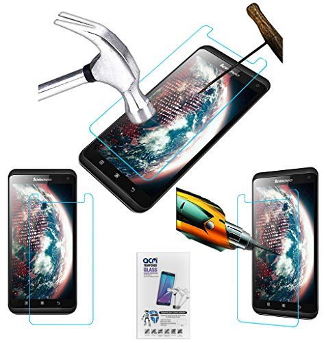 Acm Tempered Glass Screenguard for Lenovo S930 Screen Guard Scratch Protector  available at amazon for Rs.179