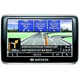 "Navigon 4310max Navigationssystem (10,9 cm (4,3"") Display, Europa 40 Länder, TMC, Text to Speech, Clever Parking)"