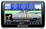 Navigon 4310max Navigationssystem (10,9 cm (4,3') Display, Europa 40 Länder, TMC, Text to Speech, Clever Parking)