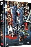 Maniac 2 - Love to kill  (+ DVD) [Alemania] [Blu-ray]