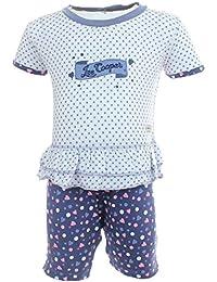 Lee Cooper Juntos Camisa Mangas cortas y Pantalones cortos Bebé Niñas