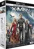 Coffret X-men 3 films : X-men ; X-men 2 ; X-men : l'affrontement final 4k ultra hd [Blu-ray] [FR Import]