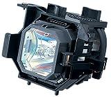 Supermait Ersatz Projektorlampe mit Geh?use 31 f��r EMP-830 / EMP-830P / EMP-835 / EMP-835P / V11H145020 / V11H146020 / PowerLite 830p / PowerLite 835p Bild