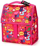 Best PackIt Lunch Boxes - PackIt Freezable Lunch Bag with Zip Closure, Saturday Review