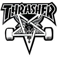 Thrasher Skategoat Black Board Sticker